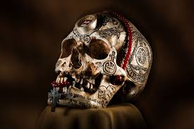 human skulls are being sold but is it