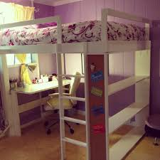 Wall Desk Ikea by Bedroom Loft Beds With Desk Ikea Cork Wall Mirrors Desk Lamps