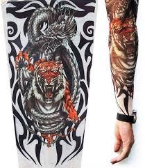 fierce tiger tiger tribal tiger and tribal