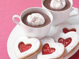 heart shaped cookies raspberry linzer heart cookies recipe myrecipes
