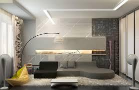 living room modern gray livingroom design with gray wall and