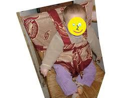 chaise bébé nomade la chaise bébé nomade type sack n seat photo de album couture