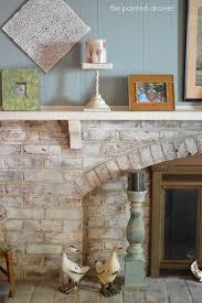 17 best living room images on pinterest brick fireplace makeover