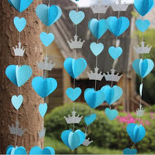 aliexpress buy 2pcs birthday decoration silver blue