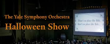 halloween show 2015 yso halloween show yale symphony orchestra