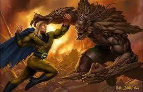 Sentry Vs Thanos Whowouldwin Sentry Vs Doomsday Polls Amino