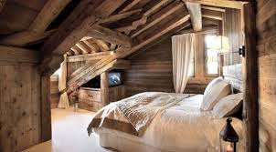 chalet style 25 cozy and welcoming chalet bedrooms ideas