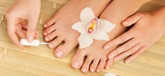5 easy steps to do a french pedicure at home french pedicure and