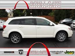 Dodge Journey Rt - 2013 pearl white tri coat dodge journey r t awd 72826882