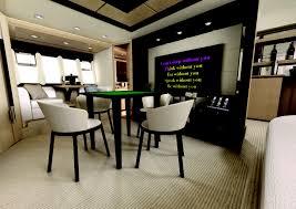 Home Gym Design Tips Yacht Interior Design Azimut 70 Dragon Mahjong Room The Dragon