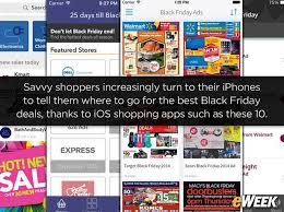 electronic express black friday ios apps to organize your black friday shopping plans