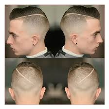 long hairstyles for men with round faces with undercut with comb