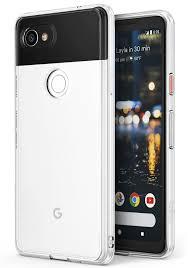 amazon com google pixel 2 xl phone case ringke fusion crystal