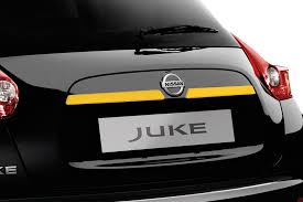 nissan juke yellow spoiler accessories