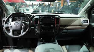 nissan cummins interior nissan recalls titan xd diesel one technician to blame