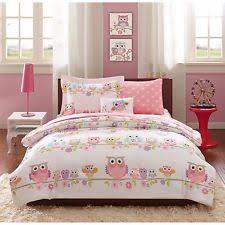 Bedding Sets Full For Girls by Girls Owl Bedding Ebay