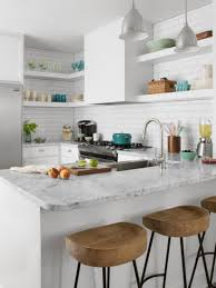 small space kitchen remodel hgtv intended for white cabinet
