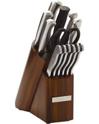 sabatier kitchen knives deal alert 23 sabatier 14 pc knife block set silver