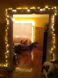 How To Hang Christmas Lights On House by How To Hang Christmas Lights Indoors Make Your Own String Bedroom