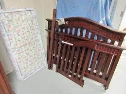 Babi Italia Pinehurst Lifestyle Convertible Crib Babi Italia Eastside Lifestyle Crib Absolute Auctions Realty 6
