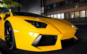 Yellow Lamborghini Aventador - cars lamborghini lamborghini aventador yellow cars wallpaper