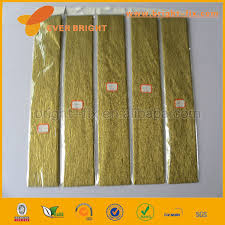 where to buy crepe paper sheets hot sell decoration crepe paper with various colors gold crepe