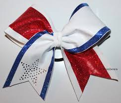 white and blue bows 44 best 2013 designs images on cheerleading cheer