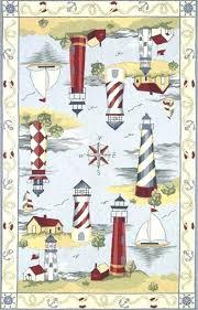 Lighthouse Bathroom Rugs Extremely Lighthouse Bath Rugs Entracing Homey Bathroom Rug Set