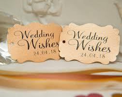wedding wishes gift wedding wishes etsy