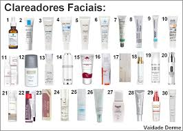 Muito Vaidade Derme: 30 Opções de Clareadores Faciais | Luta Contra Manchas &RN64