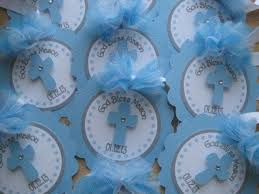 Baptism Decorations Boy The 25 Best Christening Giveaways Ideas On Pinterest