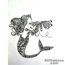 mermaid tattoo designs ideas meanings images