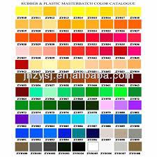 color chart for plastic color granule buy color granule pe color