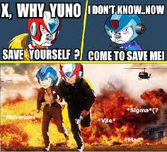 Mega Man Memes - megaman x meme xddd by meguminolove on deviantart