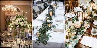 wedding centerpiece of the year 2017 greenery wedding centerpiece ideas