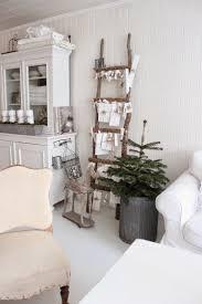 wohnzimmer weihnachtlich dekorieren funvit fernseher steinwand ideen