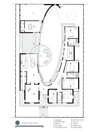 Courtyard Homes Floor Plans by Plans 1 Unassuming Family Residence Revealing An Architectural
