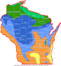 Climate Zones For Gardening - gardening in wisconsin last spring frosts