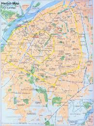 Luoyang China Map by China Tourist Maps China Travel Maps China Attractions Map