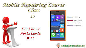communications class online mobile repairing course online free class 15 reset nokia