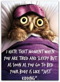 Insomnia Meme - funny insomnia quotes kappit pinteres