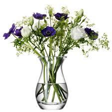 mackenzie childs vase buy lsa international flower posy vase 17 5cm amara