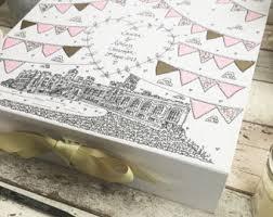 wedding gift keepsake box wedding keepsake etsy