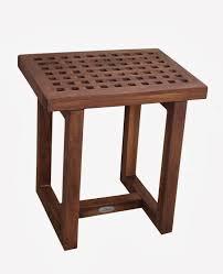 Bathroom Chairs And Stools Teak Bath Stool Bathroom Stool Collections Sunny Stool Website