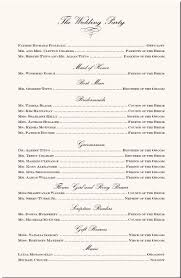 wedding bulletins exles best 25 wedding programs wording ideas on wedding