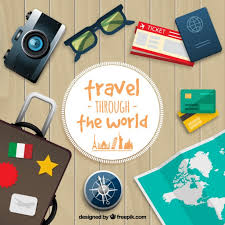 how to travel the world for free images Travel through the world background vector free download jpg