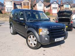 2007 land rover discovery 2 7 tdv6 hse auto 7 seater leathers sat