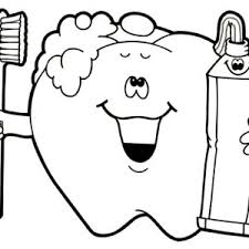 teeth coloring pages dental coloring pages teeth toothbrushes