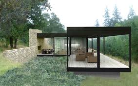 Mobile Home Modern Design Affordable Modern Prefab Houses You Can Right Now Curbed Image On