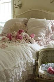 Ruffle Bedding Shabby Chic by Bedding Set Illustrious Ruffle Bedding Shabby Chic Gratify